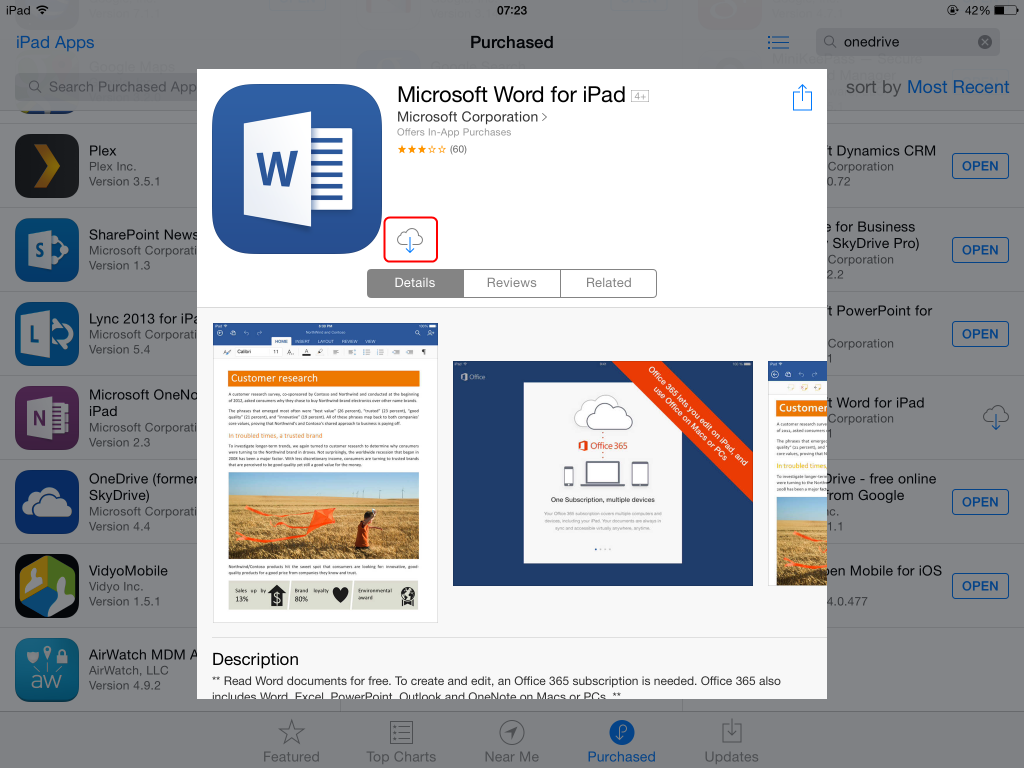 Collaborate_Using_Microsoft_Word_For_iPad_app_01