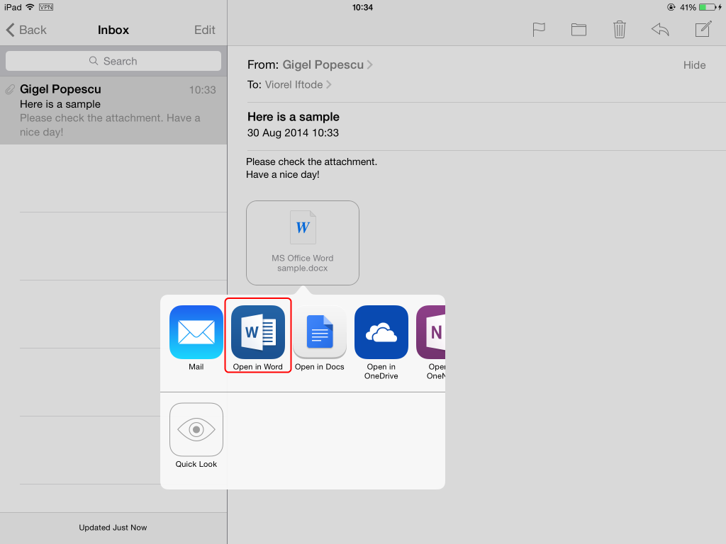 Collaborate_Using_Microsoft_Word_For_iPad_app_16