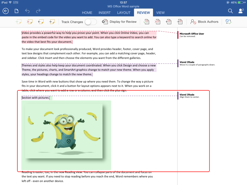 Collaborate_Using_Microsoft_Word_For_iPad_app_38