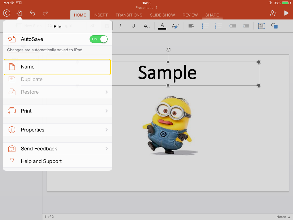 Collaborate_Using_Microsoft_PowerPoint_For_iPad_app_25
